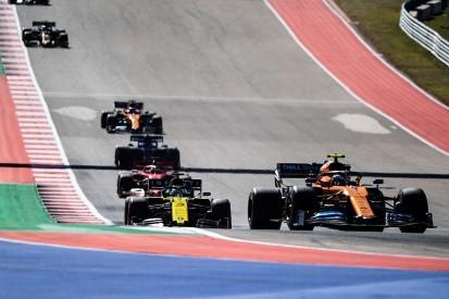 McLaren's midfield superiority is deceptive - Norris