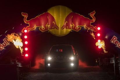 WRC Rally Sweden: Ott Tanak leads early Toyota one-two