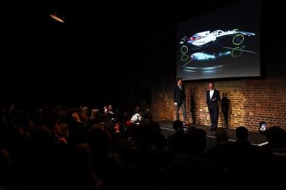 Williams F1 launch: Paddy Lowe targets 'step change' in 2018 season