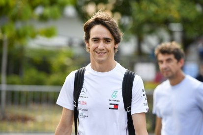 Mercedes Formula E team adds Gutierrez to reserve driver roster
