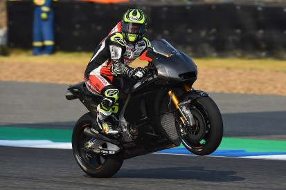 Buriram MotoGP test: Cal Crutchlow fastest on day one for LCR Honda