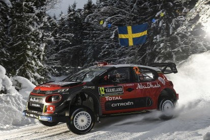 WRC Rally Sweden: Returnee Mads Ostberg surprises himself with pace