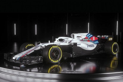 Williams F1 launch: 2018 FW41 revealed in London