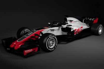 Haas F1 launch: First 2018 Formula 1 car revealed