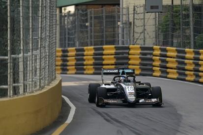 Macau Grand Prix: Jake Hughes takes provisional pole on HWA's debut