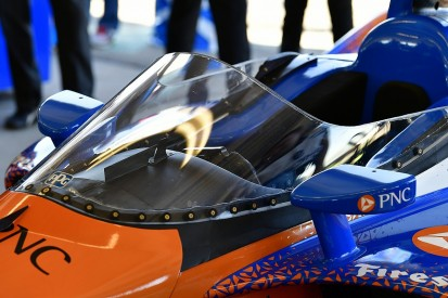 IndyCar plans street course testing with windscreen cockpit device