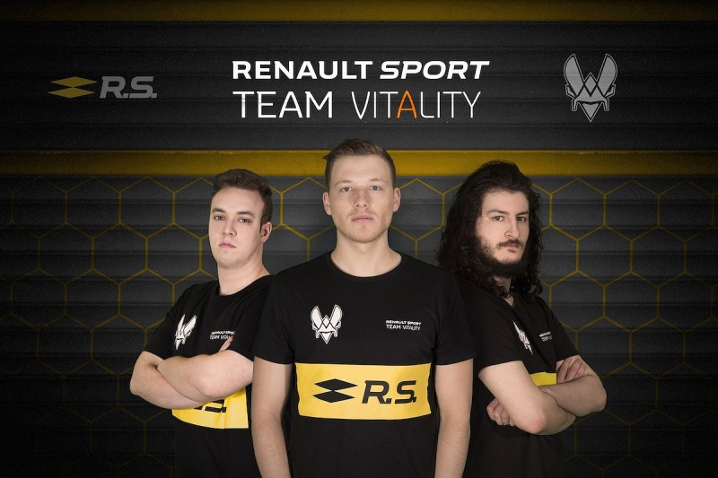 Renault becomes first F1 team to commit to official eSports team