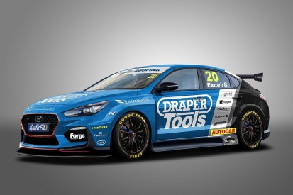 Hyundai joins British Touring Car Championship for 2020 with Excelr8