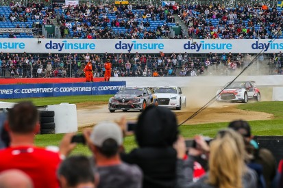 World Rallycross Championship explains why it's dropped Silverstone