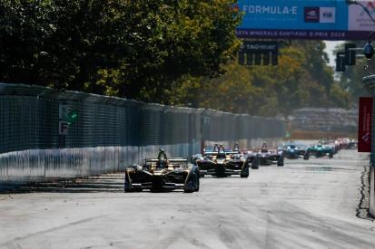 Techeetah didn't know about drivers' Santiago Formula E clash