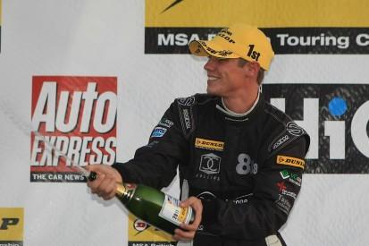 James Nash to return to BTCC for 2018 in BTC Honda Civic Type R