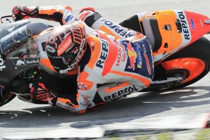 MotoGP champion Marquez begins contract renewal talks with Honda