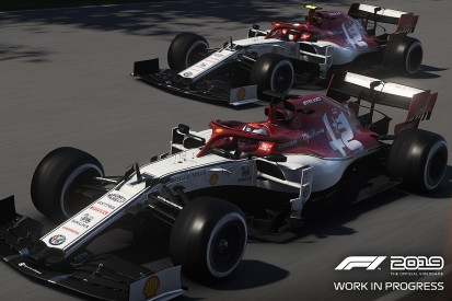 F1 2019 game includes official driver transfers for first time