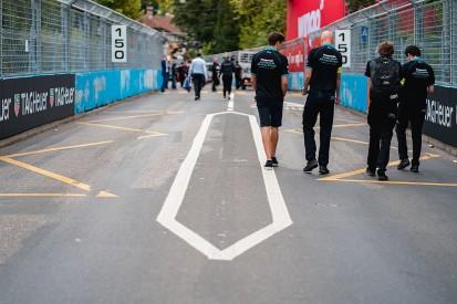 Bern Formula E shakedown delayed as track work not finished