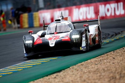 Toyota diagnoses issue that cost #7 car Le Mans 24 Hours victory