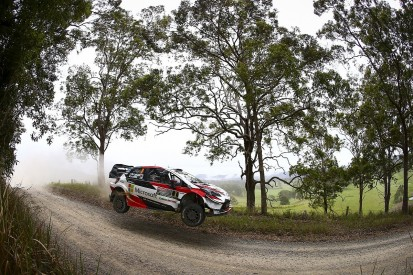 WRC teams angry Rally Australia still not cancelled amid bush fires