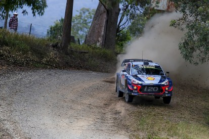 World Rally Championship finale cancelled amid Australia bush fires