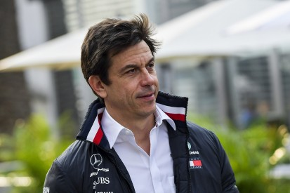 Toto Wolff to skip Brazilian GP, missing first F1 race since 2013