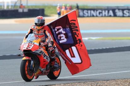 MotoGP champion Marc Marquez outlines his requests for Honda next season