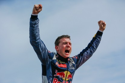Timmy Hansen wins 2019 World Rallycross Championship in wild decider