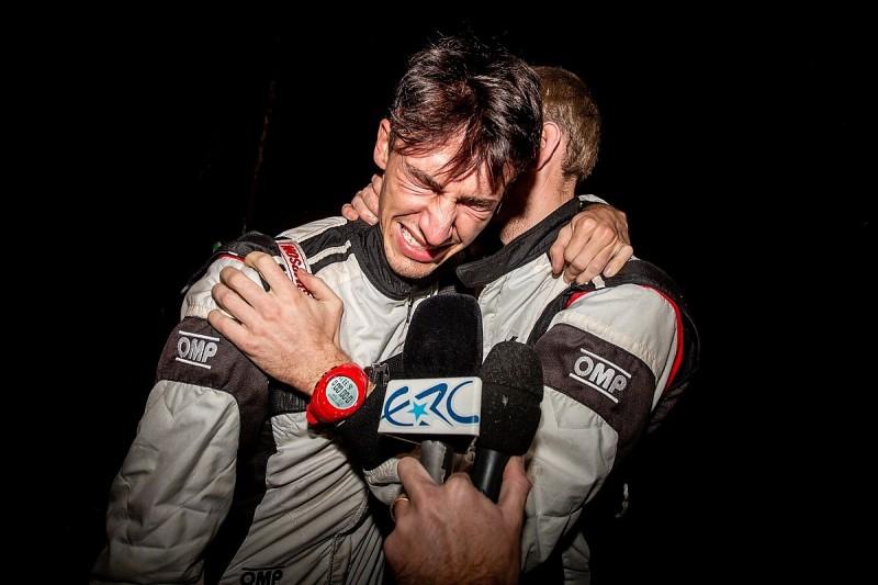 Chris Ingram becomes first British ERC champion since Vic Elford