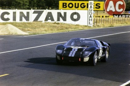Video: The Ford at the heart of new film Le Mans '66