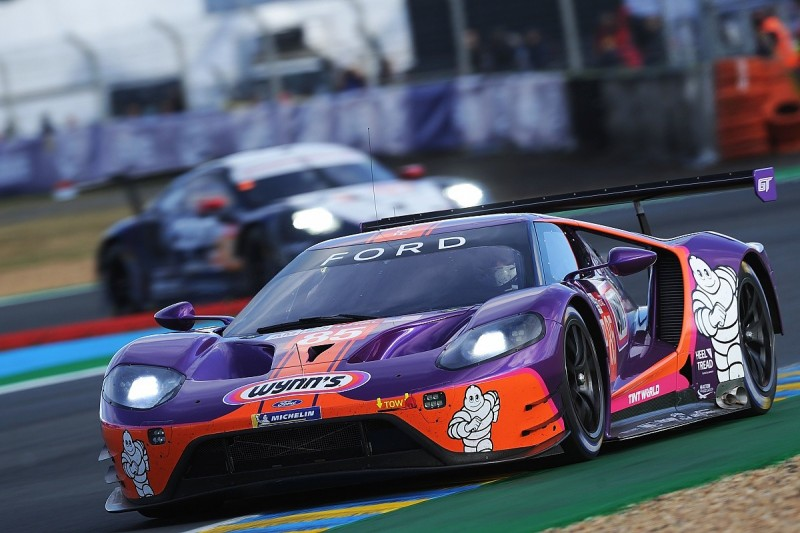 Ford expresses disappointment at Keating Le Mans disqualification