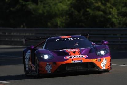"Disqualified Le Mans #85 Ford should've left ""a little more margin"""