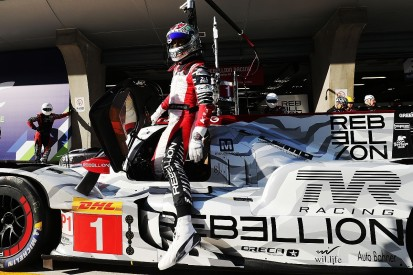 Shanghai WEC: Rebellion on pole ahead of Ginetta, Toyota off the pace