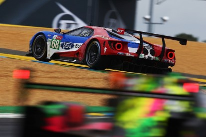 #68 Ford GTE Pro disqualified from Le Mans for fuel tank breach