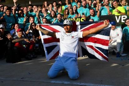 Lewis Hamilton eyes Mercedes role beyond his F1 racing career