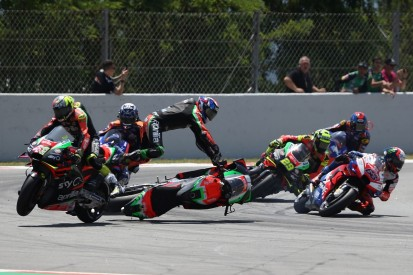 """Iannone labels Smith's approach """"really dangerous"""" after Aprilia clash"""
