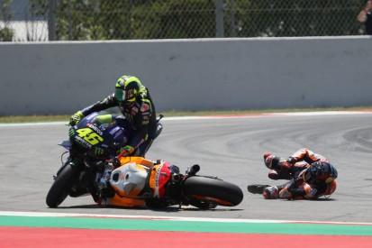 Rossi: Barcelona MotoGP Turn 10 layout like 'supermarket parking'