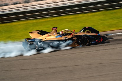 """Vergne's car """"awful to drive"""" on purpose in Valencia Formula E testing"""