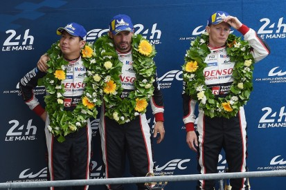 "Lopez ""cried back to pits"" after puncture drama cost Le Mans win"