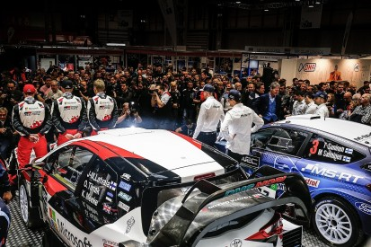 Autosport International Show to host WRC 2020 season launch