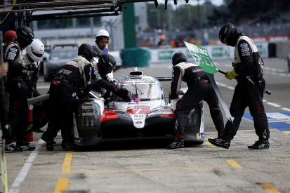 Toyota considered Le Mans 24 Hours order swap after Lopez puncture