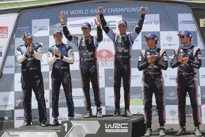 WRC Rally Italy: Dani Sordo handed shock win as Ott Tanak falters