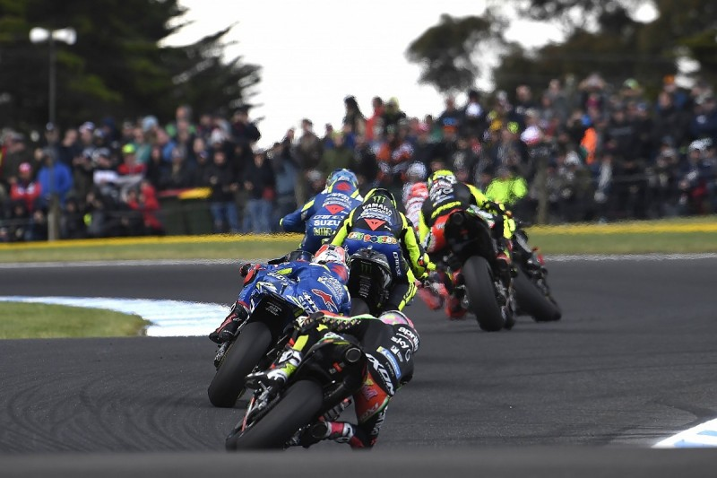 Dorna Sports grants racing at Phillip Island for next ten