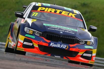 BTCC Croft: Jordan wins race two ahead of WSR team-mate Turkington