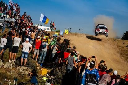 WRC Rally Italy: Ott Tanak on brink of third straight victory