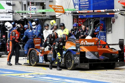 Le Mans 24 Hours: Long-time LMP2 leader G-Drive hits trouble