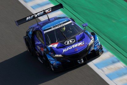 Button: Failed aero upgrade led to SUPER GT title defence downfall