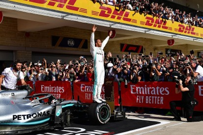 """Hamilton doesn't know how to feel about """"beyond surreal"""" F1 title"""