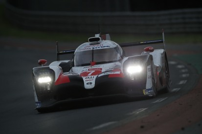 Le Mans 24 hours: Alonso loses reclaimed time to Lopez at pitstop