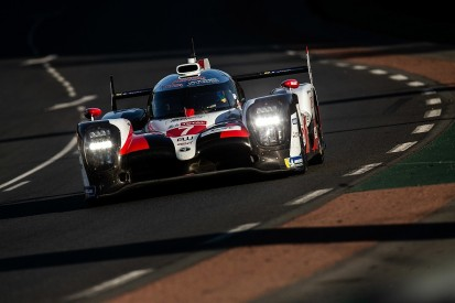 Le Mans: Conway Toyota edges further clear in first place