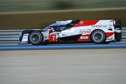 Le Mans 24 Hours: Kobayashi holds leading Toyota's gap to Alonso