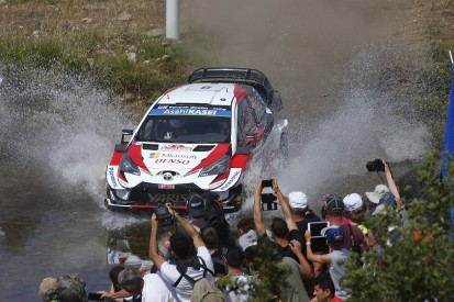 Tanak strengthens his WRC Rally Italy lead over Sordo