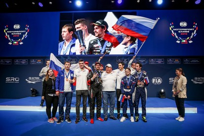 Motorsport Games: Russia tops overall 2019 medals table to win