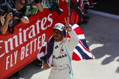 Lewis Hamilton seals sixth F1 title but Bottas denies him US GP win